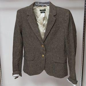J. Crew Schoolboy Blazer Jacket Size 4